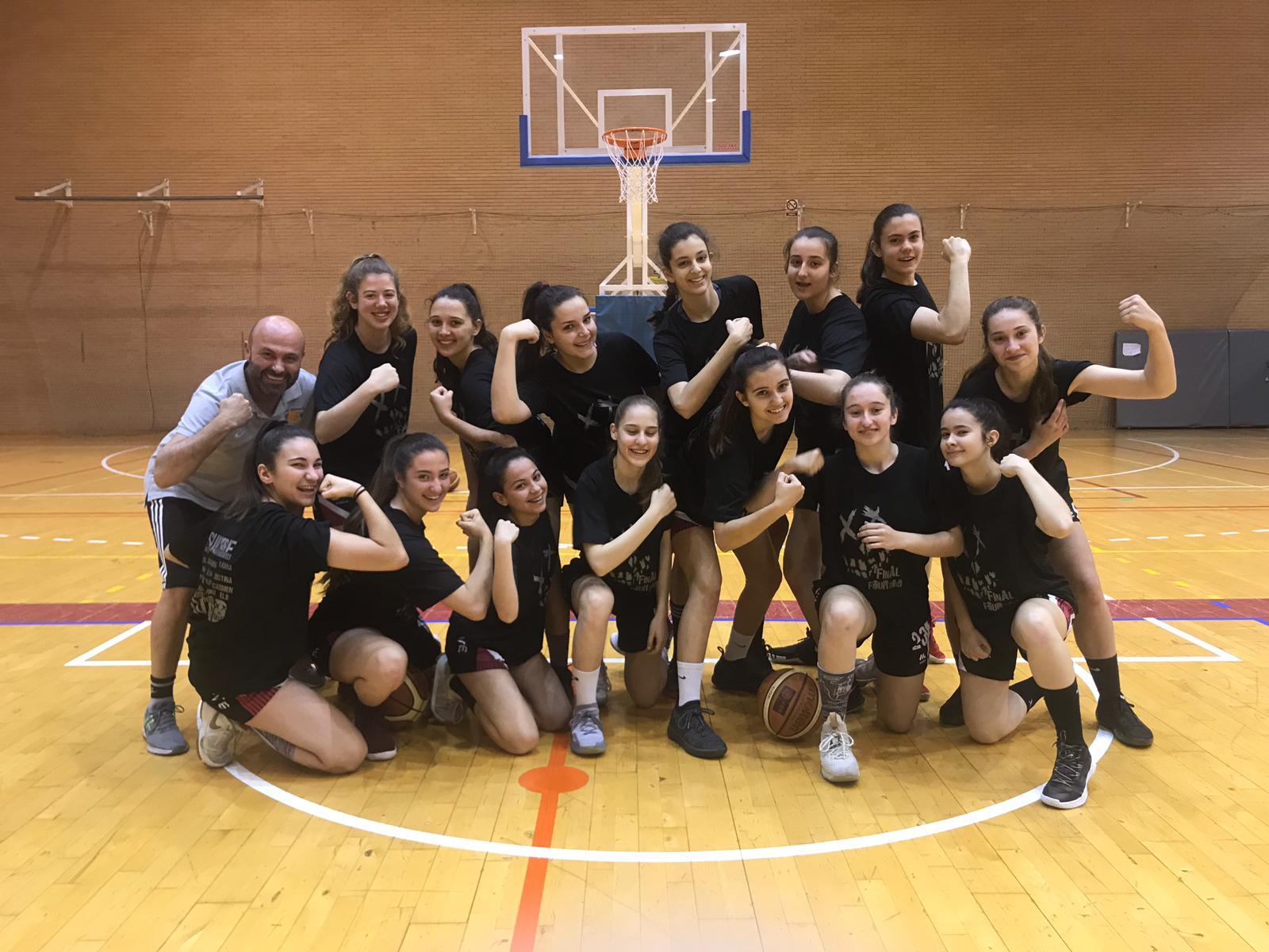 Final a Cuatro Cadete Femenina 2019