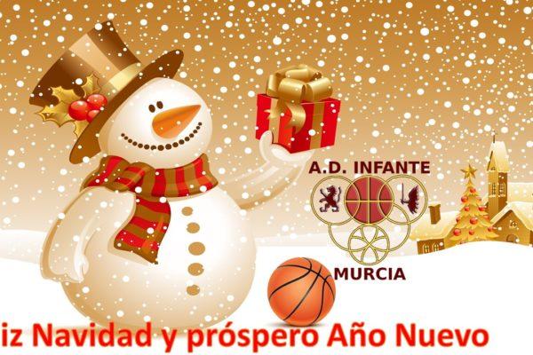 Felices Fiestas y Próspero Año Nuevo